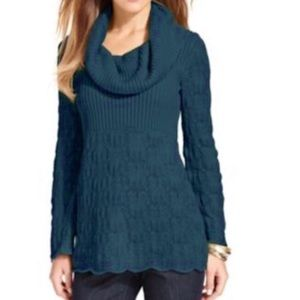 Style & Co Cowl neck Tunic Sweater